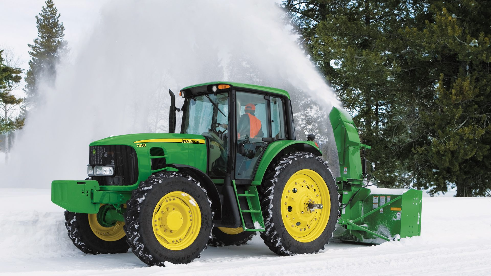 frontier snow removal equipment main